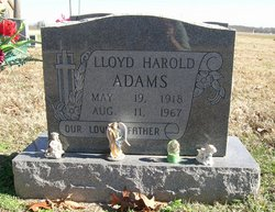 Lloyd Harold Adams