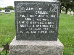 Rosella <I>Grimes</I> Marriott