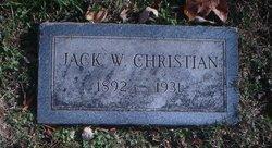 Jack W Christian