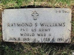 Raymond S Williams