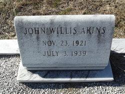 John Willis Akins