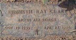 Kenneth Ray Clary