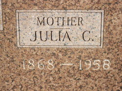 Julia C. <I>Teal</I> Allen