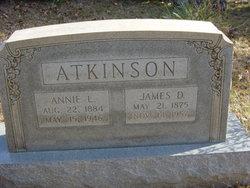 Annie L. <I>Black</I> Atkinson