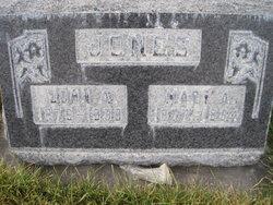 Mary <I>Adams</I> Jones