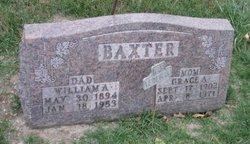 Grace Anna <I>Bonney</I> Baxter