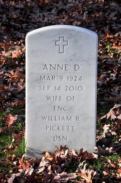 Anne <I>Drozda</I> Pickett