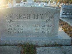 Abbie <I>Gillis</I> Brantley
