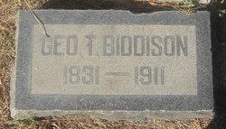 George T. Biddison