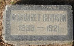 Margaret <I>Helvey</I> Biddison