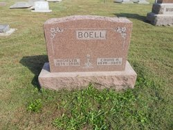 Augusta <I>Wissel</I> Boell