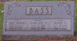 Larry Robert Bass