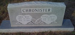 Frances Louise <I>Crowell</I> Chronister