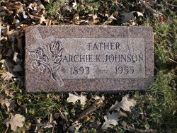Archie K Johnson
