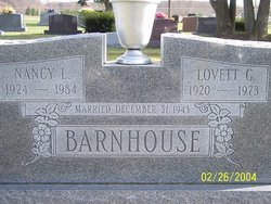 Nancy Luella <I>Green</I> Barnhouse
