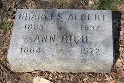 Ann <I>Rich</I> Mitchell