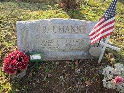 Tressa A <I>Uhl</I> Baumann