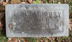 Leslie Dudley Carter