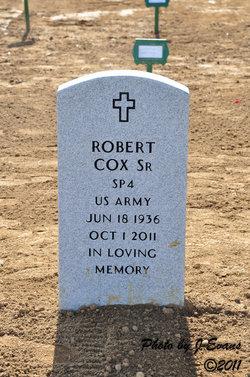 Robert Cox, Sr