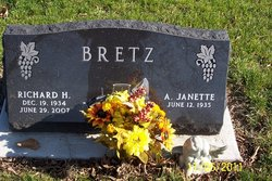 A. Janett Bretz
