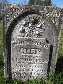 Mary <I>Ickes</I> Milligan
