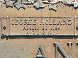 George Holland Anderson