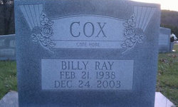 Billy Ray Cox