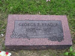 George Edwin Reader