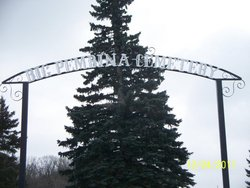 Big Pembina Cemetery