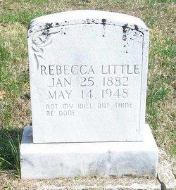 Rebecca <I>Little</I> Beaty