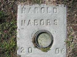 Harold Lee Nabors
