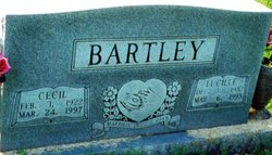 Lucille <I>Copas</I> Bartley