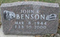 John Keith Benson