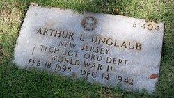 TSGT Arthur L Unglaub