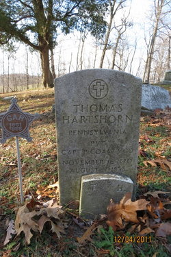 Pvt Thomas Hartshorne