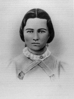 Sarah Lucretia <I>Holbrook</I> Tolman