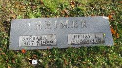 Barbara Ann <I>Kasel</I> Heimer