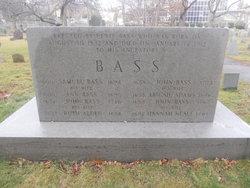 Abigail <I>Adams</I> Bass