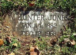 W. Hunter Jones