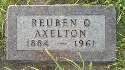Reuben Oliver Axelton