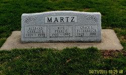 Pearl C <I>Puterbaugh</I> Martz