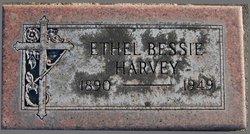 Ethel Bessie Harvey