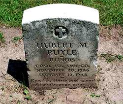 PFC Hubert Martin Ruyle