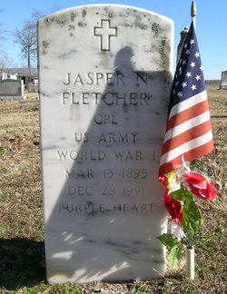 Corp Jasper N. Fletcher
