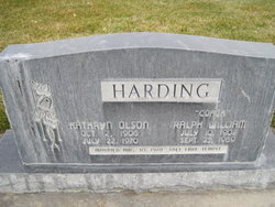"Ralph William ""Coach"" Harding"