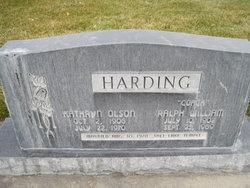 Kathryn <I>Olson</I> Harding