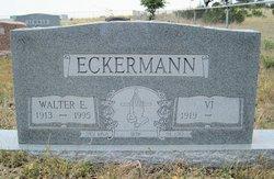 Walter Edwin Eckermann