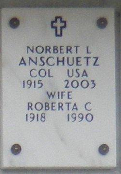 Roberta C Anschuetz