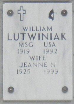 William Lutwiniak
