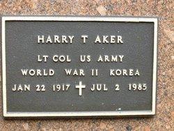 Harry Thompkins Aker